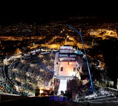 Air &amp; Style 2012 in Innsbruck