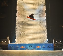 Winner Ulrik Badertscher, Oakley Shaun White Air & Style Beijing 2011