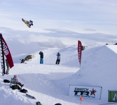 Eric Willett, Burton New Zealand Open 2009
