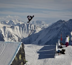 Mark McMorris, Burton European Open 2012