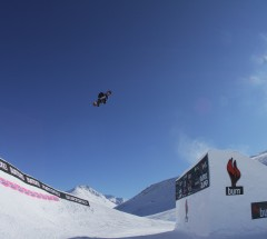 Emil Ulsletten, Slopestyle at the Burn River Jump 2012