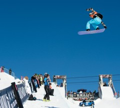 Kelly Clark, Burton European Open 2012