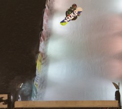 Seppe Smits, Billabong Air & Style 2012