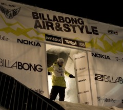 Kevin Pearce, Billabong Air & Style 2008