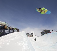 Kelly Clark, Burton European Open 2011