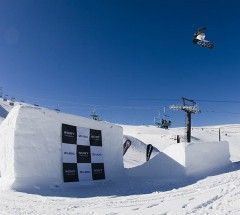 Jamie Anderson, Billabong Slope-Style 2011