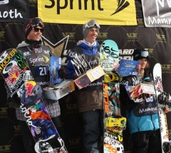 Winners of the US Snowboarding Grand Prix 2011