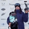 Kelly Clark, Halfpipe World Tour Champion 2011/12