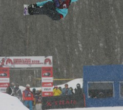 Kelly Clark, Nissan X-Trail Nippon Open 2009