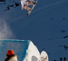 Jamie Anderson, Roxy Chicken Jam Europe 2007