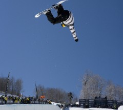 Shaun White, Burton US Open 2008