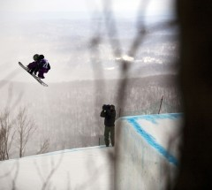 Kjersti Buaas, Burton US Open 2009