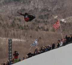 Kelly Clark, Burton US Open 2010