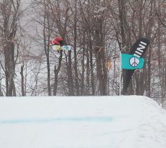 Mark McMorris at the Burton US Open 2011