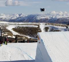 Mark McMorris at the Burton High Fives 2012