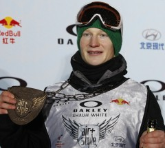 Peetu Piiroinen - 2nd place at the Oakley Shaun White Air & Style 2012