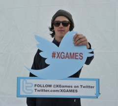 Mark McMorris at the X Games Aspen 2013 - Follow on Twitter - Photo by Eric Bakke / ESPN Images