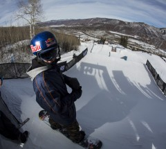 Aimee Fuller -Snowboard Slopestyle -  January 23, 2013