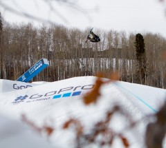 Peetu Piiroinen during Slopestyle finals - X Games Aspen 2013 - Photo by Matt Morning / ESPN Images