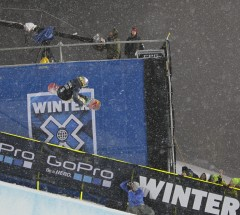 Queralt Castellet finishes in 6th place - X Games Aspen 2013 - Photo by Gabriel Christus / ESPN Images