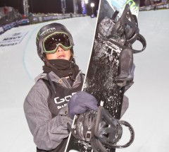 14 year old Ayumu Hirano takes Silver Medal at X Games Super-Pipe Final - Photo: Tom Zuccareno