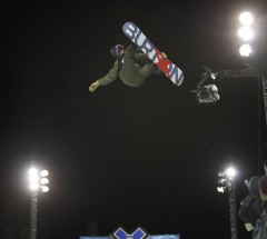 Christian Haller (SUI) at Super-Pipe Finals - X Games 2013 - Photo: Gabriel Christus