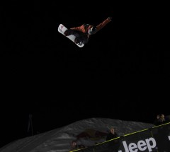 Markus Malin (FIN) at Super-Pipe Finals - X Games 2013 - Photo: Gabriel Christus