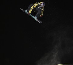 Greg Bretz (USA) at Super-Pipe Finals - X Games 2013 - Photo: Gabriel Christus