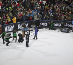 Shaun White (USA) wins Super-Pipe Finals - X Games Aspen 2013 - Photo: Gabriel Christus