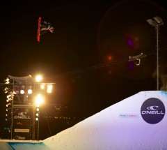 O&#039;Neill Evolution 2013 Davos Round 1 Big Air