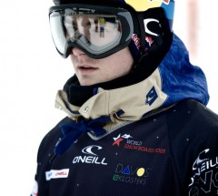 World Snowboard Tour Slopestyle Champion, Sebastien Toutant