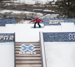 Silje Norendal at X Games Aspen 2013 Slopestyle