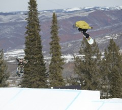 Spencer O'Brien - Third Place at X Games Aspen 2013 Slopestyle - Photo: Gabriel Christus