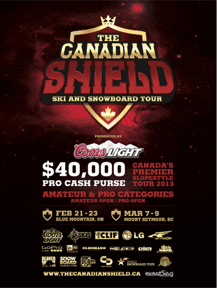 The Canadian Shield Tour