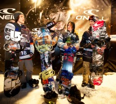 O&#039;Neill Evolution 2013 Davos Final Big Air
