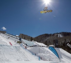 Chas Guldemond - Men's semi final at the Burton US Open 2013 - Photo: Jeff Patterson