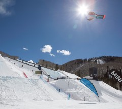 Sebastien Toutant - Men's semi final at the Burton US Open 2013 - Photo: Jeff Patterson