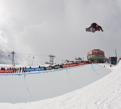 Iouri Podladtchikov at the Burton European Open 2013 - Photo: Laemmerhirt