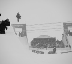 Kelly Clark at the BEO 2013 - Photo: Laemmerhirt