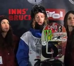 Aleksander Ostreng - 3rd Place at Billabong Air &amp; Style 2013 Superfinals