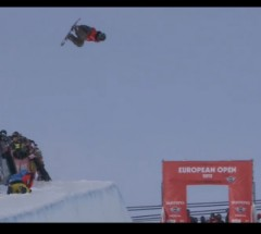 Ayumu Hirano&#039;s Winning Run at Burton European Open 2013