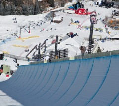 Hannah Teter - Women's semi final at the Burton US Open 2013 - Photo: Jeff Patterson