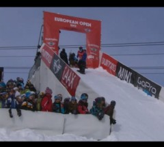 Lucien Koch - Burton European Open 2013 - Halfpipe Finals