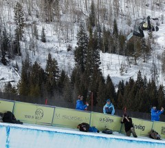 Shaun White at the Burton US Open 2013