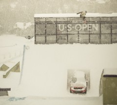 Stale Sandbech (NOR) at the Burton US Open 2013 Slopestyle Finals