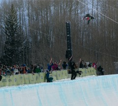Ayumu Hirano takes 2nd Place at the Burton US Open 2013 Halfpipe Finals