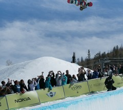 Ayumu Hirano at the Burton US Open 2013 - Halfpipe Finals Day