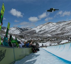 Shaun White takes 1st Place at the Burton US Open 2013 Halfpipe Finals