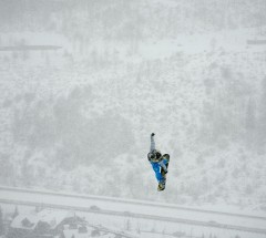 Chas Guldemond at the Burton US Open 2013 - Slopestyle Finals Day