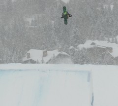 Mark McMorris - Winner of the Burton US Open 2013 Slopestyle Finals